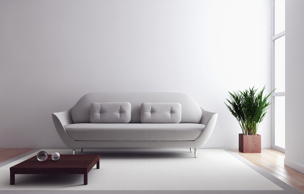 Furniture shopping lustwithoutyou for Minimalist sofa