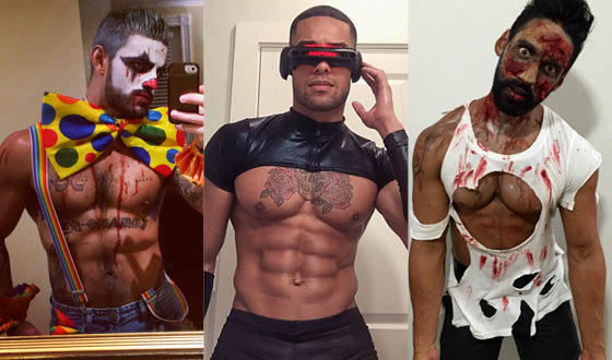 best gay halloween outfits
