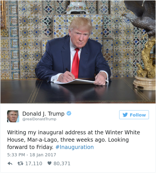donald-trump-writing-inauguration-speech-funny-reactions-1
