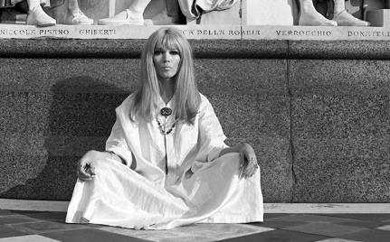 Amanda Lear at the Royal Albert Hall — DICK POLAK