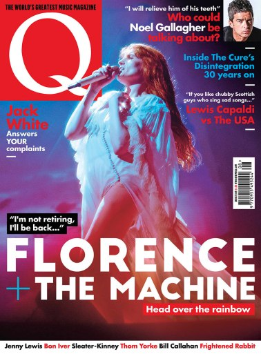 Florence Welch Features in Q Magazine 2019 / The Florence + the Machine Fan Club