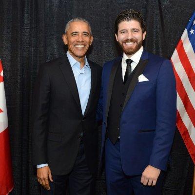 A Milestone: Tareq Hadhad Meets President Barack Obama — Tareq Hadhad